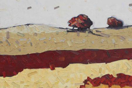 David Grieve Artist, Afield 30x30
