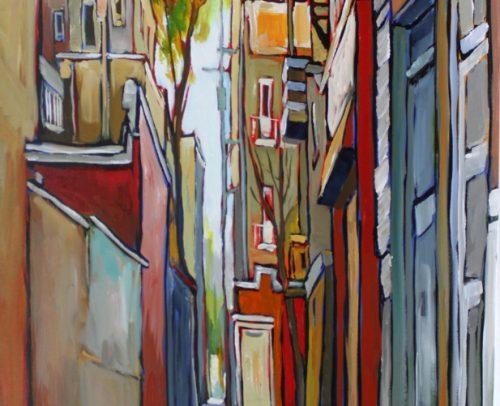Sacha Artist, Plateau 30x48