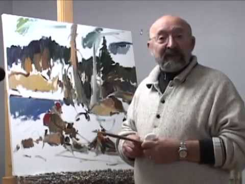 Serge Brunoni-artirst